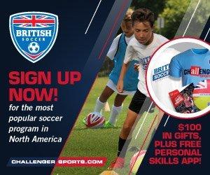 British Soccer Camp 2018